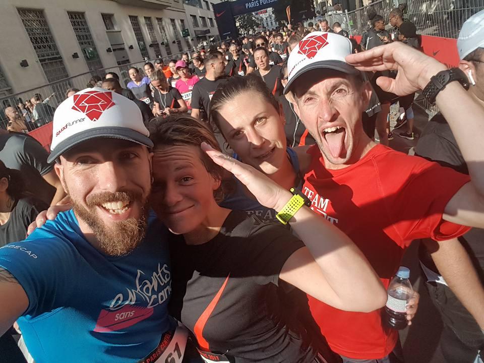 10 km nike paris centre team smart squad runner