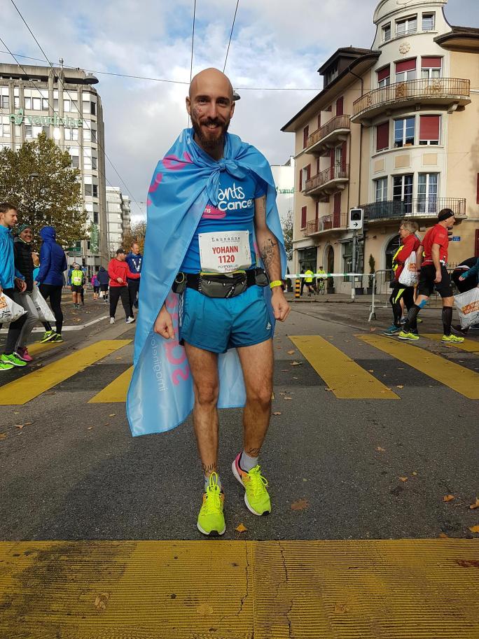 imagine for margo marathon lausanne 2017