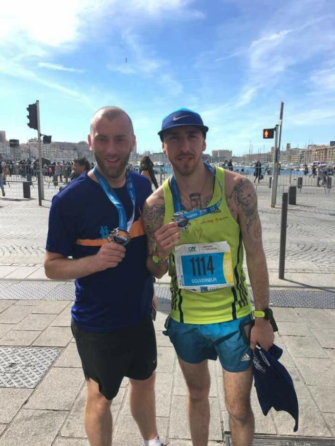marathon run in marseille 2017