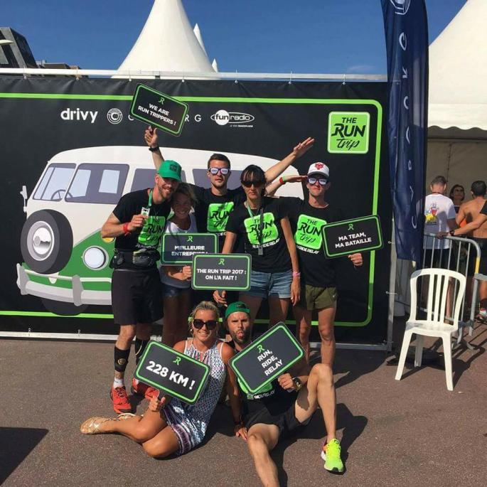 the run trip team smart