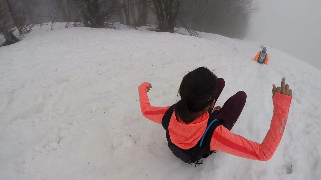 Trail blanc des vosges 18km 2018 intrepides runneurs