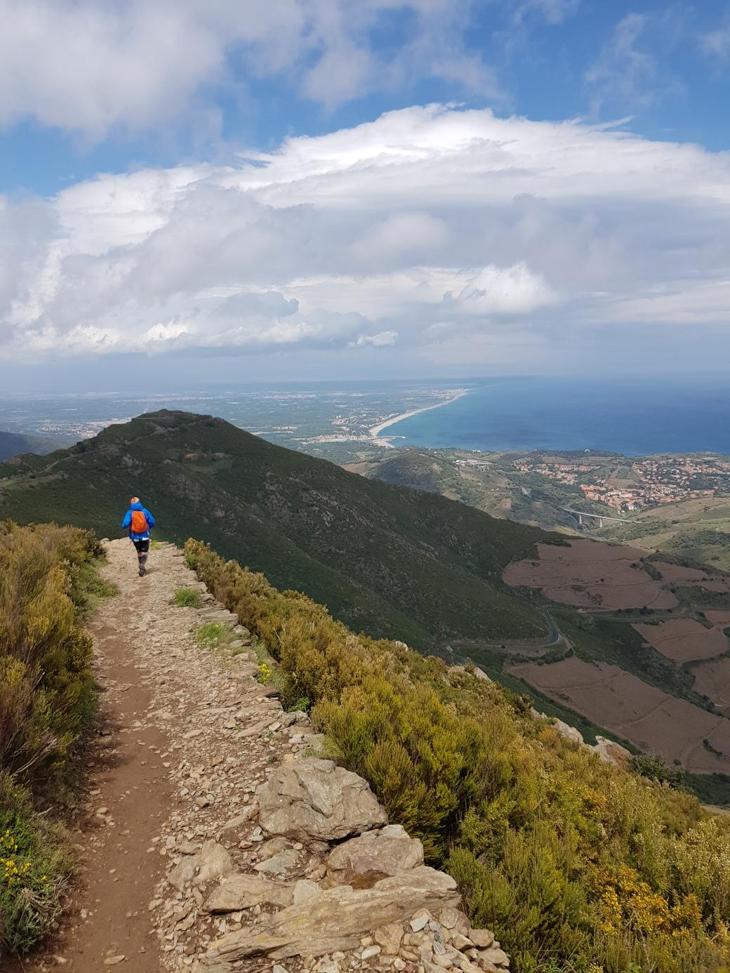 Argeles nature trail 2018 deux tours 9